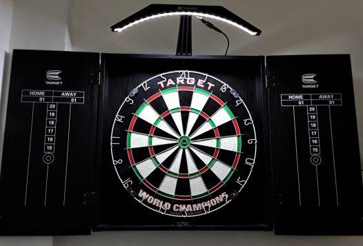 myrivierareatreat.co.uk self catering Torquay games room darts